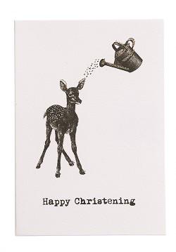 Happy Christening