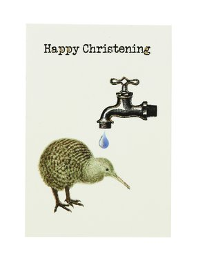 Happy Christening, Kiwi