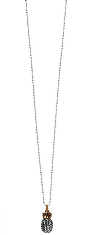 Halsband Ananas 80 cm