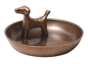 Smyckesskål Hund