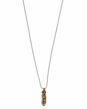 Halsband Ärtskida 42cm