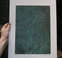 Birch Emerald 30x40
