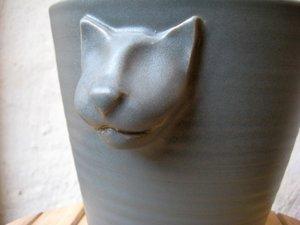 Kattkruka Grå Matt