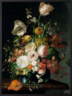 Grand Bouquet 30x40
