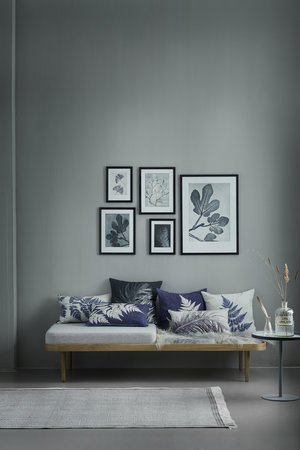Fig Bluegrey 50x70