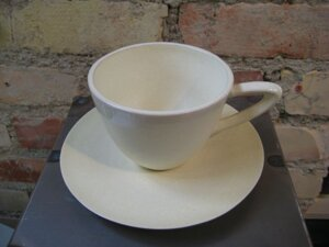 Cappuccinokopp med fat Crème