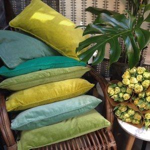 Kudde Smaragdgrön 30