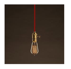 Glödlampa Edison